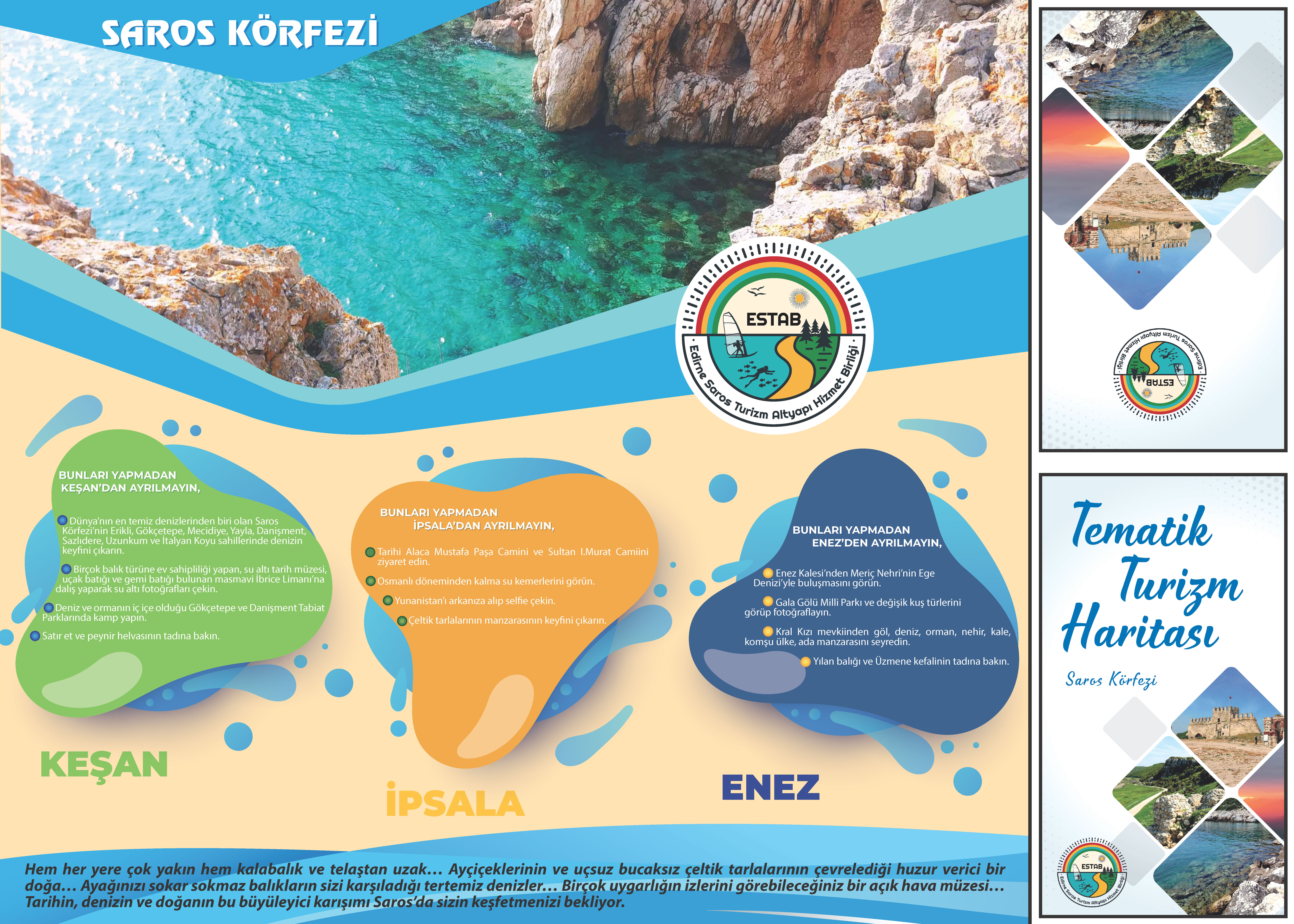 Estab Turistik Harita